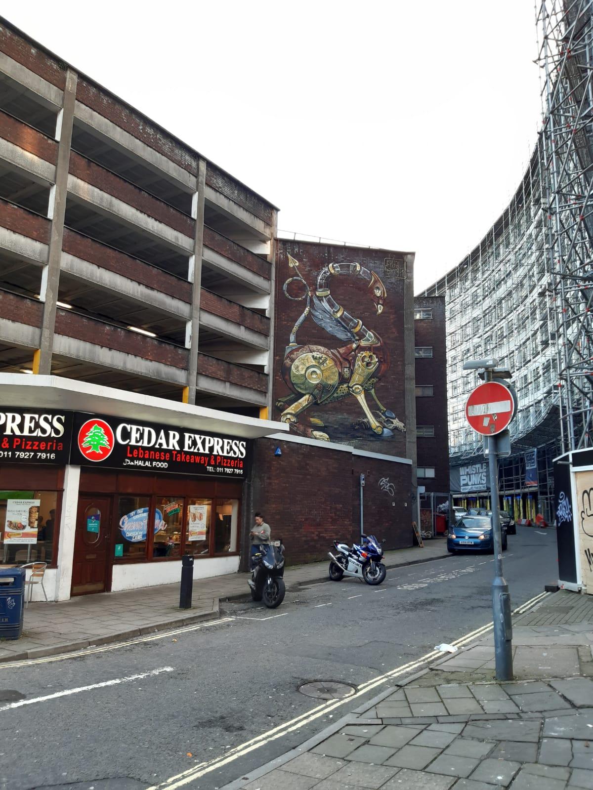 Banksy est partout en Bristol