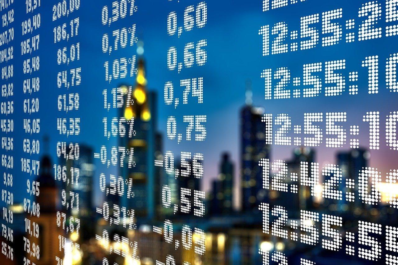 stock exchange cover