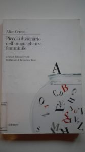 Piccolo dizionario dell'inuguaglianza femminile