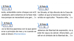 information and media - el pais