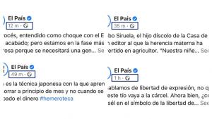 Media e informazione - El paísl