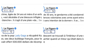 Media e informazione - Le Figaro
