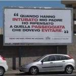 """vallas en Cagliari (Italia) - """"Cuando intubaron a mi padre, he pensado en aquel paseo que habría tenido evitar hacer"""""""